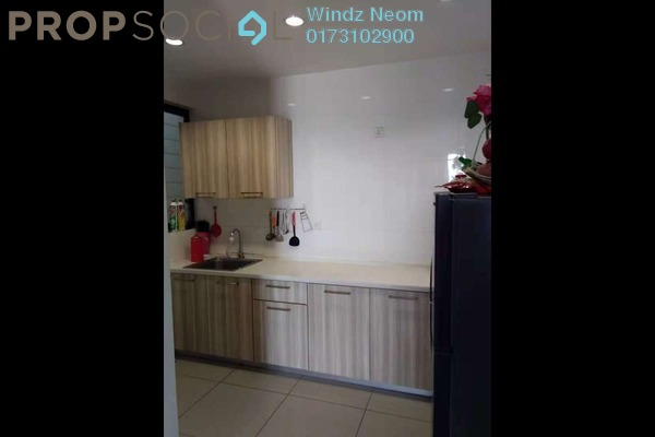 For Sale Condominium at D'Aman Residences, Puchong Freehold Fully Furnished 3R/2B 480k