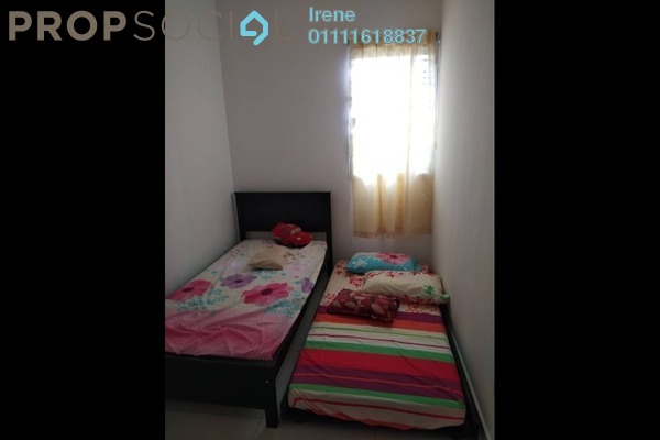For Rent Condominium at Seasons Garden Residences, Wangsa Maju Freehold Fully Furnished 3R/2B 2.2k