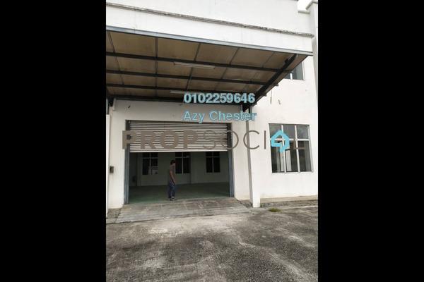 For Rent Factory at Kinrara Industrial Park, Bandar Kinrara Freehold Semi Furnished 0R/4B 12k