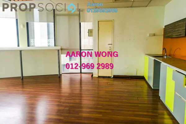 For Rent Office at Empire Subang, Subang Jaya Freehold Semi Furnished 4R/4B 23k