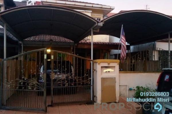 For Sale Terrace at Damansara Emas, Kota Damansara Freehold Semi Furnished 5R/3B 780k