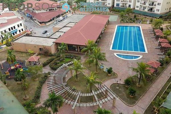 For Sale Condominium at Prima Setapak I, Setapak Freehold Semi Furnished 8R/3B 750k