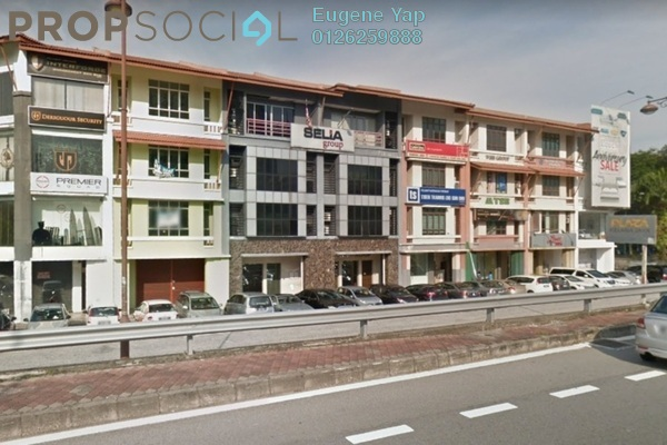 For Sale Shop at SS7, Kelana Jaya Freehold Unfurnished 1R/1B 3.5m