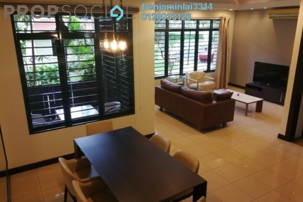 For Sale Terrace at Amelia, Desa ParkCity Freehold Semi Furnished 3R/3B 1.98m