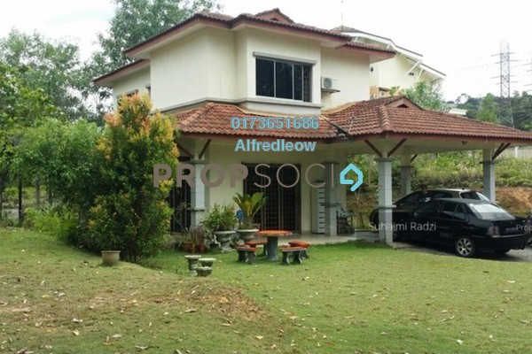 For Rent Bungalow at Sungai Buloh Country Resort, Sungai Buloh Freehold Fully Furnished 4R/3B 2.6k