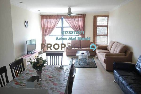 For Rent Condominium at Impiana, Ampang Hilir Freehold Fully Furnished 2R/2B 2.6k