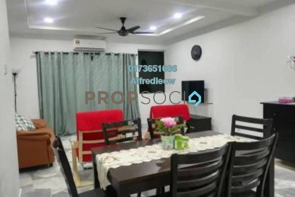 For Rent Condominium at Platinum Hill PV2, Setapak Freehold Fully Furnished 4R/2B 2.5k