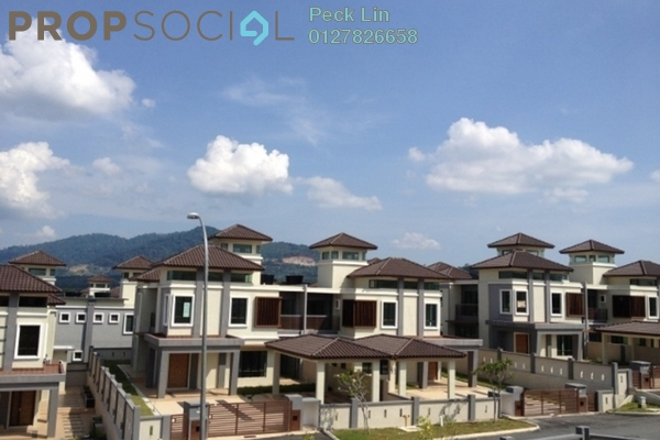 For Sale Semi-Detached at Ivory Villas, Mantin Freehold Unfurnished 6R/6B 1m