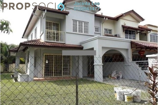 For Sale Terrace at Anggerik Aranda, Kota Kemuning Freehold Semi Furnished 4R/3B 891k