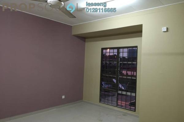 For Rent Terrace at Bandar Botanic, Klang Freehold Semi Furnished 4R/3B 1.35k