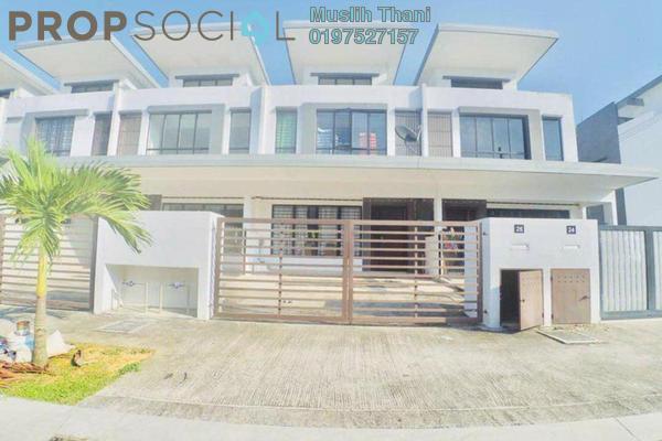 For Sale Terrace at Taman Desa Bukit Nilam, Kapar Freehold Unfurnished 4R/3B 490k