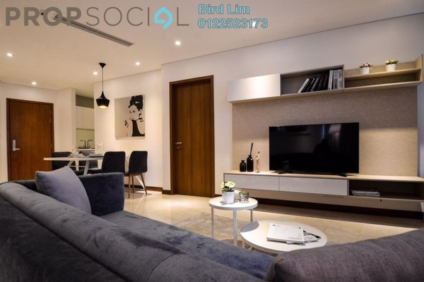 For Rent Terrace at Summer Suites, KLCC Freehold Fully Furnished 1R/1B 2.68k
