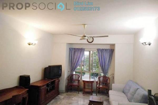 For Rent Apartment at Arcadia, UEP Subang Jaya Freehold Fully Furnished 3R/2B 1.28k