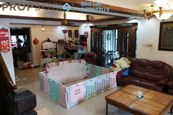 For Sale Terrace at Taman Puncak Jalil, Bandar Putra Permai Freehold Semi Furnished 5R/3B 700k