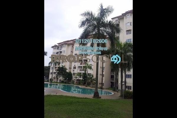 For Sale Apartment at Pelangi Court, Klang Freehold Unfurnished 4R/3B 270k