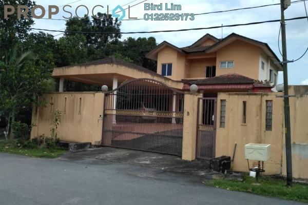 For Sale Terrace at Taman Sri Minang, Kajang Freehold Unfurnished 5R/3B 948k