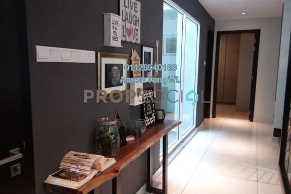 For Sale Semi-Detached at Bayu Damansara @ PJU 10, Bandar Utama Freehold Semi Furnished 6R/7B 2.3m