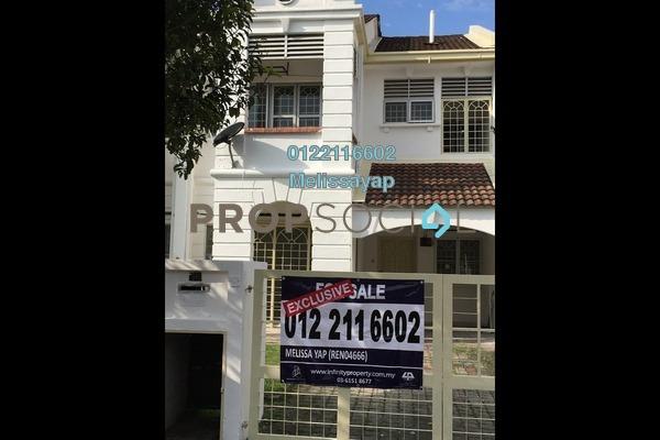 For Sale Terrace at USJ 11, UEP Subang Jaya Freehold Semi Furnished 3R/3B 790k