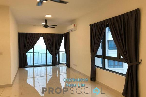 For Rent Condominium at The Link 2 Residences, Bukit Jalil Freehold Semi Furnished 3R/2B 3k