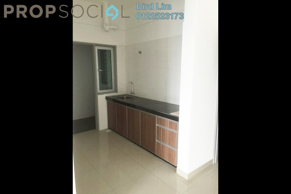 For Sale Terrace at Silk Residence, Bandar Tun Hussein Onn Freehold Semi Furnished 3R/2B 315k