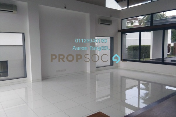 For Sale Bungalow at Tanduk 5 Residency, Bangsar Freehold Semi Furnished 7R/6B 7m