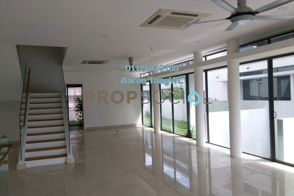 For Sale Semi-Detached at The Airie, Bandar Sri Damansara Freehold Semi Furnished 5R/6B 2.8m