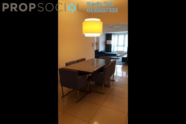 For Rent Condominium at Tiffani Kiara, Mont Kiara Freehold Fully Furnished 2R/2B 4.2k