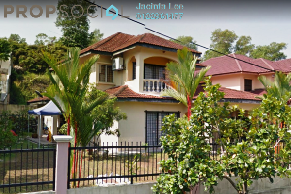 For Sale Bungalow at Bandar Country Homes, Rawang Freehold Semi Furnished 5R/4B 729k