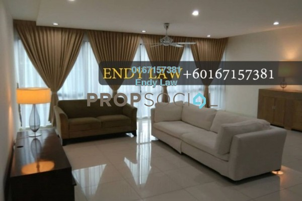 For Sale Condominium at Impiana Residences, Iskandar Puteri (Nusajaya) Freehold Fully Furnished 4R/4B 1.1m