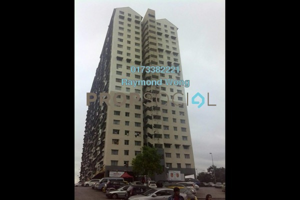 For Rent Apartment at Taman Industri Lembah Jaya Flat, Ampang Freehold Unfurnished 3R/2B 700translationmissing:en.pricing.unit