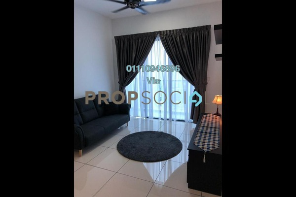 For Rent Condominium at Sunway Geo Residences 2, Bandar Sunway Freehold Fully Furnished 3R/2B 3.7k
