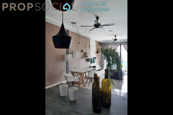 For Rent Condominium at LaCosta, Bandar Sunway Freehold Fully Furnished 4R/3B 4.3k