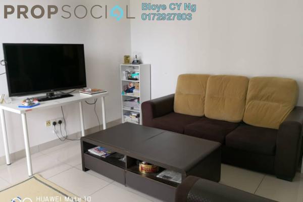 For Rent Condominium at One South, Seri Kembangan Freehold Fully Furnished 3R/2B 1.9k