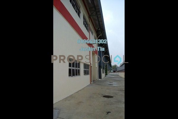 For Rent Factory at Alam Jaya Industrial Park, Kuala Selangor Freehold Semi Furnished 0R/0B 30.1k
