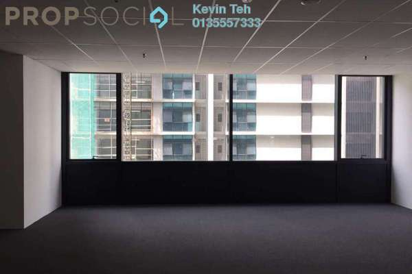 For Sale Office at Arcoris, Mont Kiara Freehold Semi Furnished 0R/0B 936k