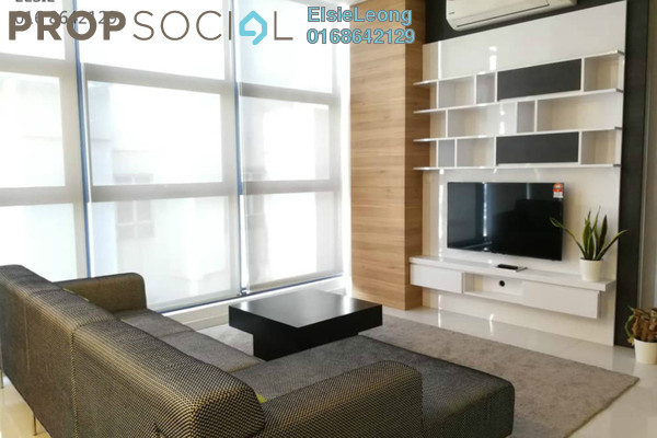 For Rent Condominium at Mirage Residence, KLCC Freehold Fully Furnished 3R/3B 5.1k