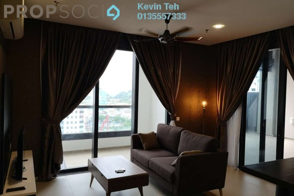 For Sale Condominium at Arcoris, Mont Kiara Freehold Fully Furnished 1R/1B 1.05m