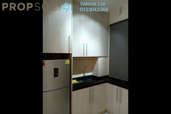 For Rent Condominium at Main Place Residence, UEP Subang Jaya Freehold Semi Furnished 2R/1B 1.5k