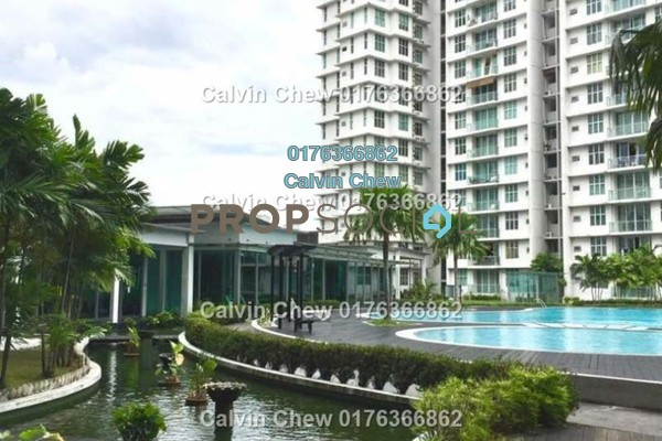 For Sale Condominium at USJ One Avenue, UEP Subang Jaya Freehold Unfurnished 0R/0B 600k