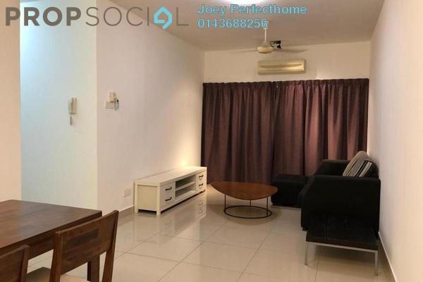 For Sale Condominium at Connaught Avenue, Cheras Freehold Semi Furnished 3R/2B 400k