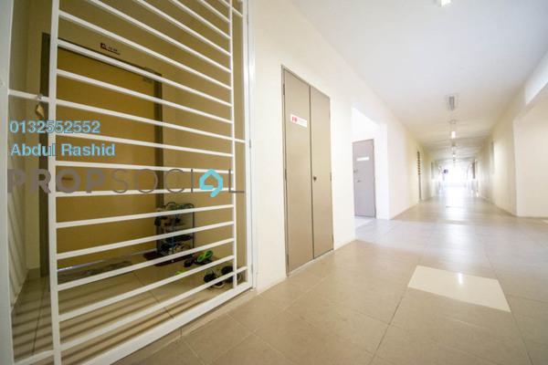 For Sale Condominium at Platinum Lake PV20, Setapak Freehold Semi Furnished 2R/2B 460k