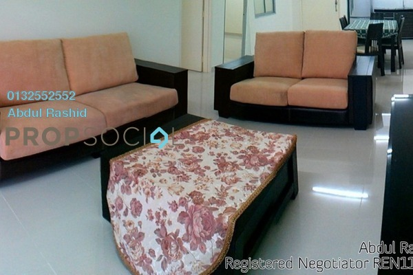 For Sale Condominium at Platinum Hill PV2, Setapak Freehold Unfurnished 3R/2B 5.2m