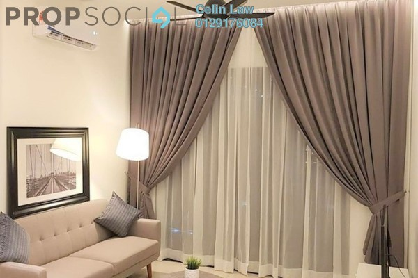For Rent Condominium at Kuchai Avenue, Kuchai Lama Freehold Semi Furnished 3R/2B 1.5k