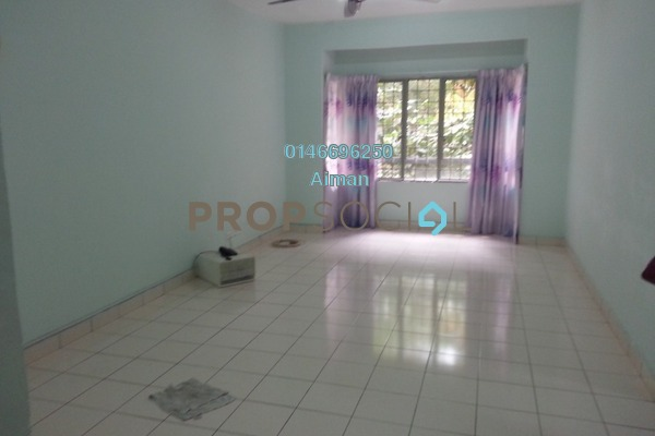 For Sale Apartment at Tropika Apartment, Klang Freehold Unfurnished 3R/2B 260k
