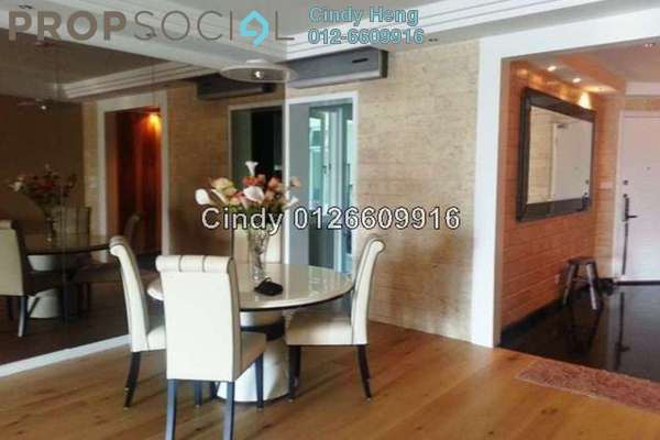 For Rent Condominium at Kiaramas Cendana, Mont Kiara Freehold Fully Furnished 3R/3B 5k