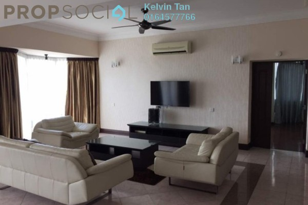 For Rent Condominium at Silverton, Gurney Drive Freehold Fully Furnished 6R/5B 5k
