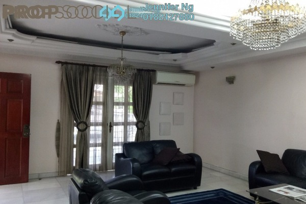 For Sale Terrace at USJ 3, UEP Subang Jaya Freehold Semi Furnished 5R/3B 1.1m