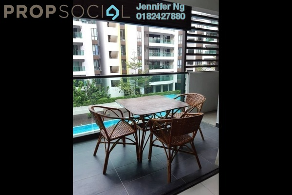 For Rent Condominium at Serin Residency, Cyberjaya Freehold Semi Furnished 5R/5B 2.6k