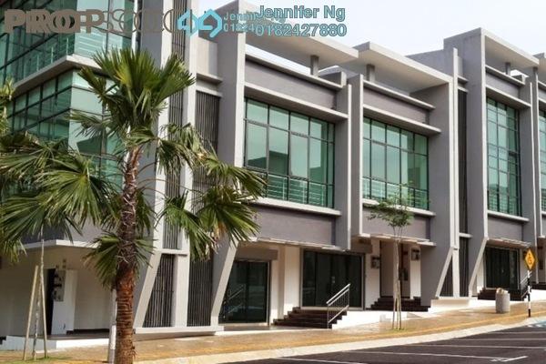 For Sale Shop at E-Boulevard, Denai Alam Freehold Unfurnished 0R/3B 1.8m
