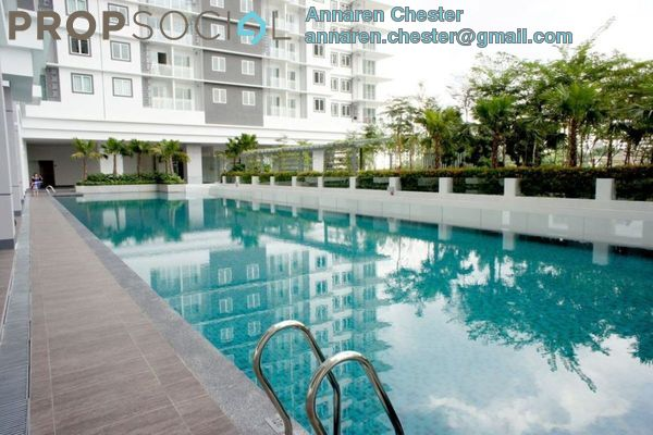 For Rent Serviced Residence at Southbank Residence, Old Klang Road Freehold Fully Furnished 3R/2B 2.6k